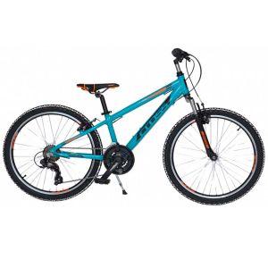 """Biciklo CROSS SPEEDSTER BOY; 24""""; aluminijum; (plava); 2021"""