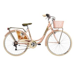 "Biciklo CINIZIA BELLE EPOQUE Lady; 26""; (Pink)"