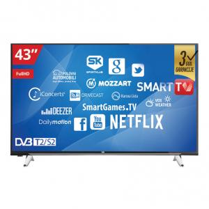 LED TV VOX SMART 43YSD650