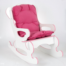 Dječija stolica za ljuljanje ROZA
