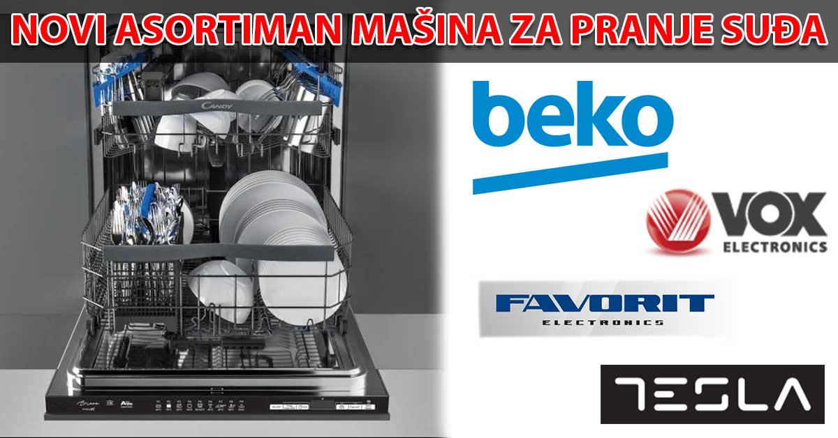 Mašine za pranju suđa